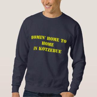 HOMIN' HOME TO HOMEIN KOTZEBUE SWEATSHIRT