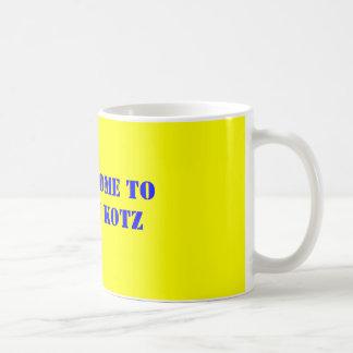 HOMIN' HOME TOHOME IN KOTZ COFFEE MUG