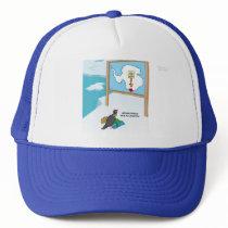 Homing Pigeon GPS Malfunction Hat