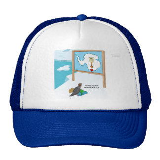 Homing Pigeon GPS Malfunction Hat