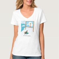 Homing Pigeon GPS Malfunction T-Shirt