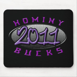 Hominy Bucks 2011 Mouse Pad