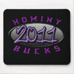 Hominy Bucks 2011 Mousepad