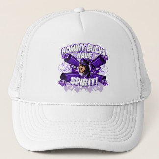 Hominy Bucks Have Spirit Trucker Hat