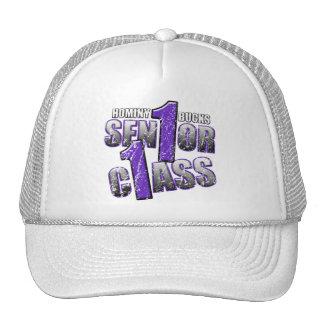 Hominy Bucks Senior Class 11 Trucker Hat
