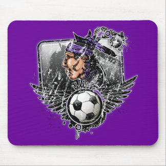 Hominy Bucks Soccer (tribal) Mouse Pad