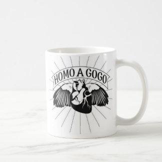 Homo A Go Go Mug