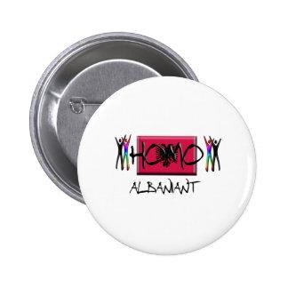 Homo Albania Button
