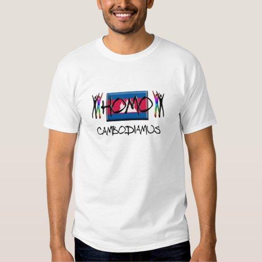 Homo Cambodiamus 2 T-shirt