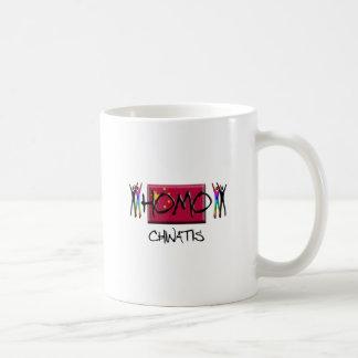 Homo China Coffee Mug