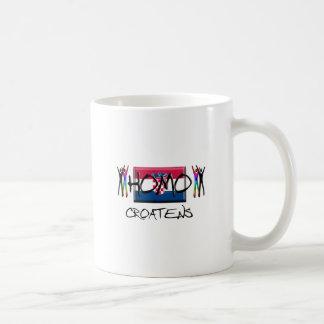 Homo Croatia Coffee Mug