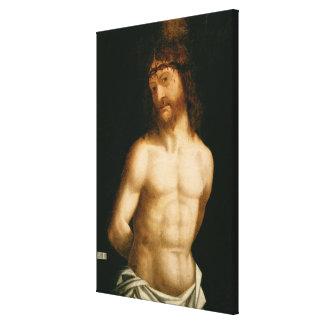 Homo de Ecce, 1474 (el panel) Lona Estirada Galerías