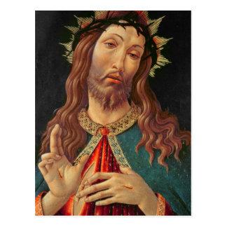 Homo de Ecce, o el redentor, c.1474 Tarjeta Postal