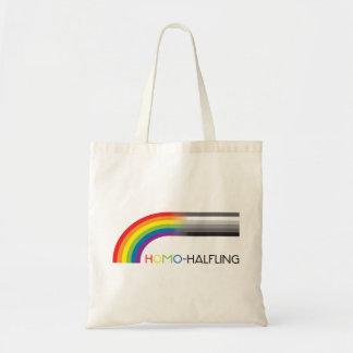 Homo-Halfling Tote Bag