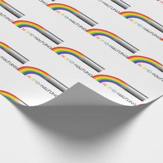 Homo-Halfling Wrapping Paper