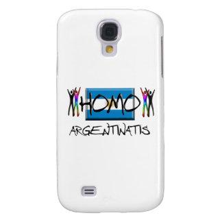 Homo la Argentina Funda Para Samsung Galaxy S4