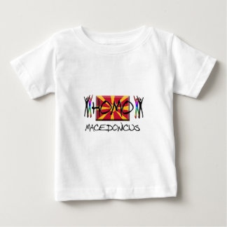 Homo Macedonia Baby T-Shirt