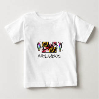 Homo Maryland Baby T-Shirt