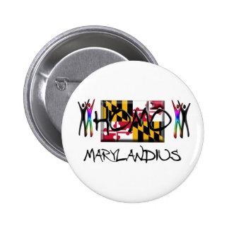 Homo Maryland Pins
