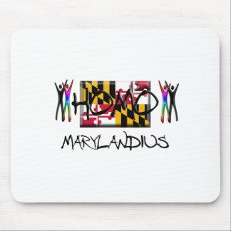 Homo Maryland Tapete De Ratones