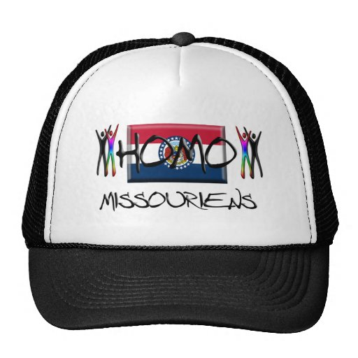 Homo Missouri Gorro De Camionero