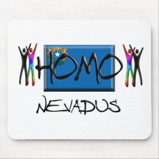 Homo Nevada Alfombrillas De Ratones