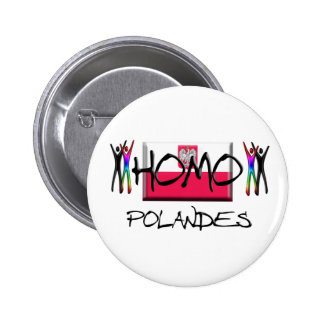 Homo Poland Pin