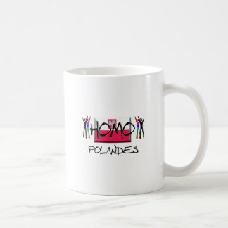 Homo Poland Coffee Mug