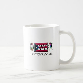Homo Puerto Rico Coffee Mug