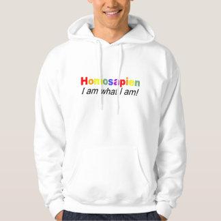 Homo Sapien Hoodie