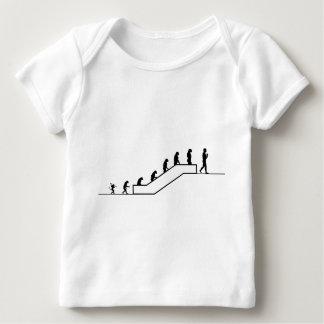 Homo sapiens, 2do piso playera de bebé