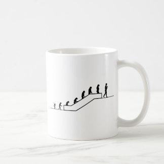 Homo sapiens, 2do piso taza de café