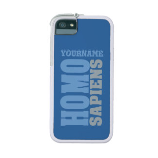 HOMO SAPIENS custom cases iPhone 5 Cases