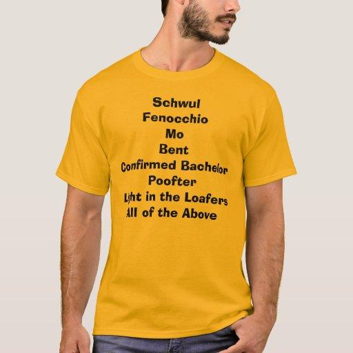 homo shirt