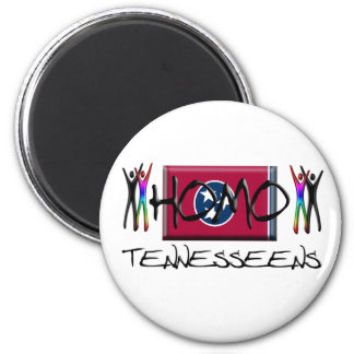 Homo Tennessee 2 Inch Round Magnet