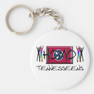 Homo Tennessee Key Chain