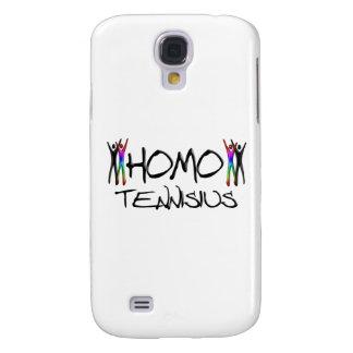 Homo tennis galaxy s4 cover