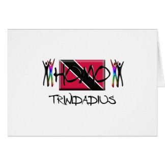 Homo Trinidad Card
