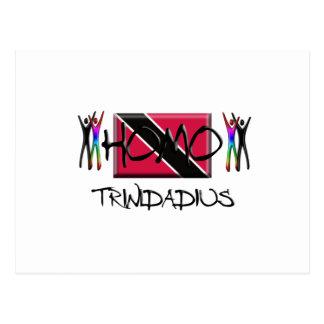 Homo Trinidad Postcard