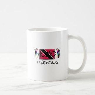 Homo Trinidad Taza Básica Blanca