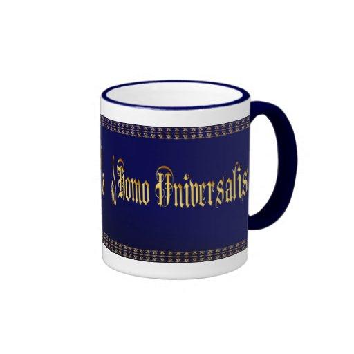 Homo Universalis  Mug