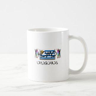Homo Uruguay Coffee Mug