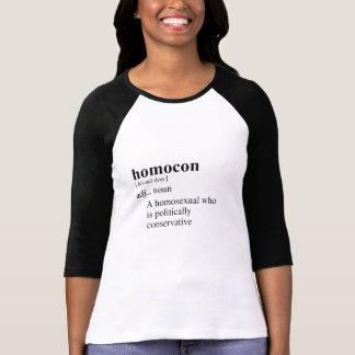 HOMOCON TEE SHIRT