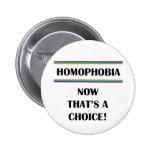Homofobia….¡Ahora que es una opción! Pins