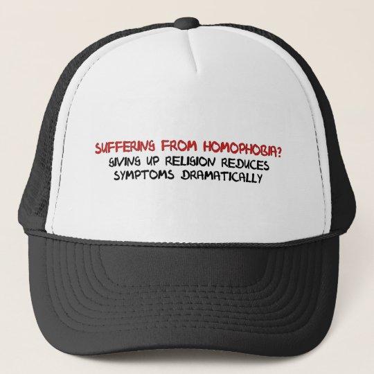 Homophobia Cure Trucker Hat