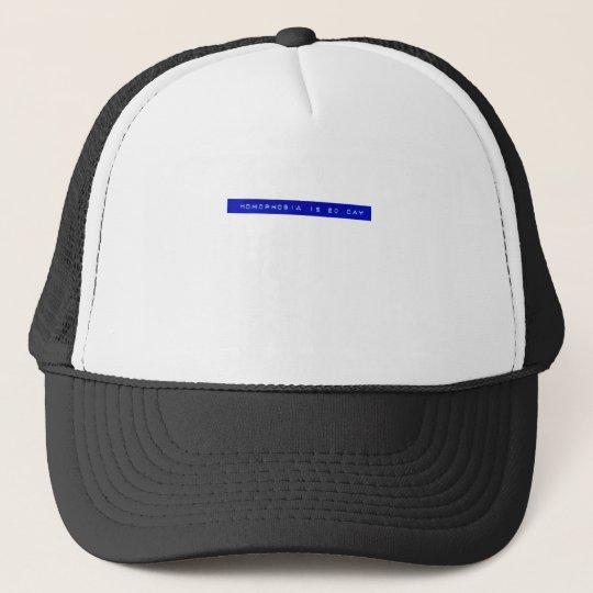 Homophobia Is So Gay Trucker Hat