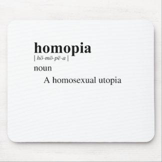 HOMOPIA ALFOMBRILLA DE RATONES