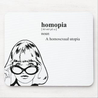 HOMOPIA TAPETE DE RATONES