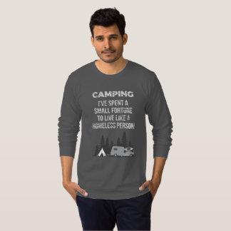 Homor Camping Tshirt