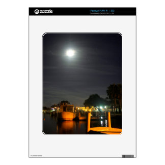 Homosassa at Night Decal For The iPad